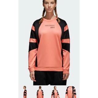 アディダス(adidas)のアディダス adidas スウェット トレーニングウエア トレーナー(ウェア)