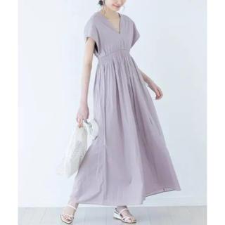ノーブル(Noble)のNOBLE別注☆MARIHA 夏の光のドレス(ロングワンピース/マキシワンピース)