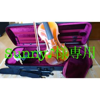 ヤマハ(ヤマハ)のYAMAHA バイオリン ブラビオール V20SG 4/4サイズ 2016年製(ヴァイオリン)