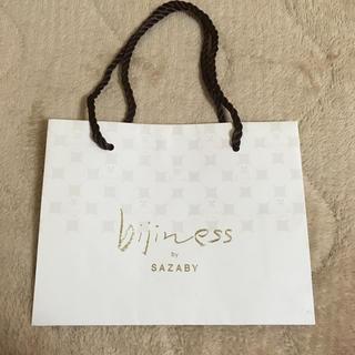 サザビー(SAZABY)のサザビー ショップ袋♡(ショップ袋)