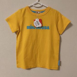 ミキハウス(mikihouse)の新品タグ付き ミキハウス mikihouse  100 Tシャツ 半袖 シャツ(Tシャツ/カットソー)