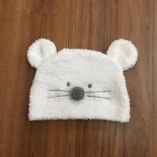 ジェラートピケ(gelato pique)のジェラートピケ  ネズミ 帽子(帽子)