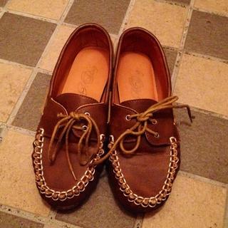 靴♡(ローファー/革靴)