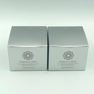 パーフェクトワン(PERFECT ONE)のパーフェクトワン 薬用ホワイトニングジェル 75g × 2(オールインワン化粧品)