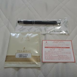 ルピシア(LUPICIA)のルピシア タッチペン付きポールペン(おまけ付き)(ペン/マーカー)