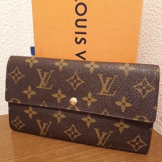 ルイヴィトン(LOUIS VUITTON)のルイヴィトン長財布 モノグラム❗最終値下げ‼(財布)