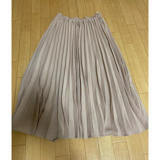 ハニーズ(HONEYS)のプリーツ スカート(ひざ丈スカート)