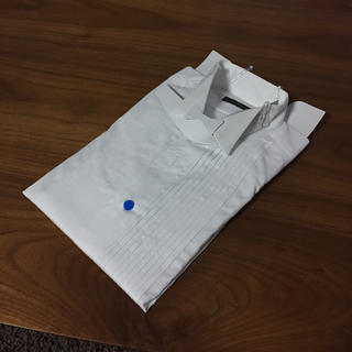 バーニーズニューヨーク(BARNEYS NEW YORK)の麻布テーラー タキシード用シャツ(シャツ)