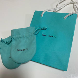 ティファニー(Tiffany & Co.)のティファニー  巾着袋(ショップ袋)