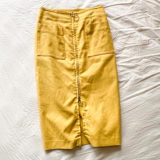 ノーブル(Noble)のnoble膝丈スカート(ひざ丈スカート)