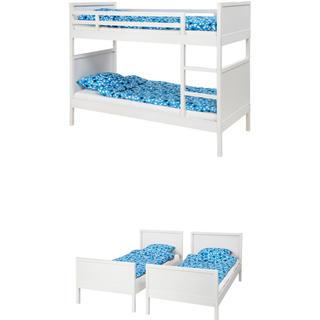 イケア(IKEA)のIKEA二段ベッド(ベビーベッド)