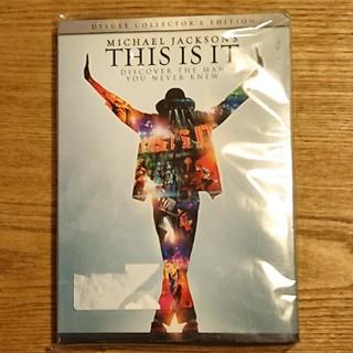 マイケル・ジャクソン THIS IS IT デラックス・コレクターズ・エディショ(舞台/ミュージカル)