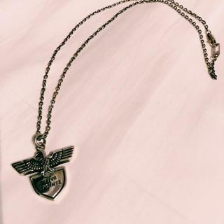 キャリー(CALEE)のシルバー ネックレス (美品)(ネックレス)