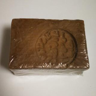 アレッポノセッケン(アレッポの石鹸)のアレッポの石鹸  ノーマル 訳あり 190g(ボディソープ/石鹸)
