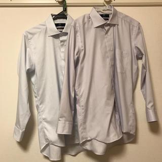 アオヤマ(青山)の2 枚セットpersons for men ノンアイロンシャツ(シャツ)