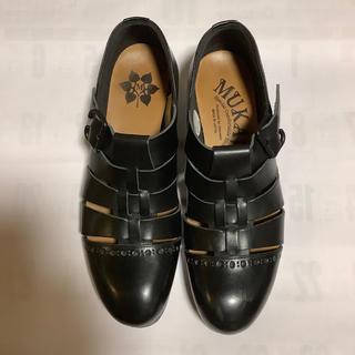ショセ(chausser)のムカヴァ MUKAVA  グラディエーターシューズ(ローファー/革靴)