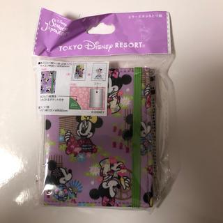 ディズニー(Disney)のミニーちゃん あぶらとり紙(あぶらとり紙)