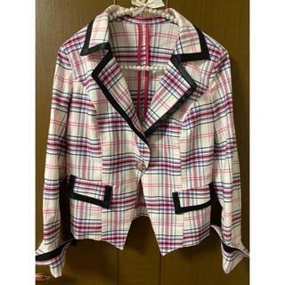 デイジーストア(dazzy store)の💖スワローテイル💖デイジーストア美品スーツ3点セット(スーツ)