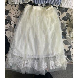 ミーア(MIIA)のMllA スカート(カジュアルパンツ)