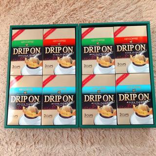 キーコーヒー(KEY COFFEE)の値下げ済み KEY COFEE   DRIP ON ☺︎(コーヒー)