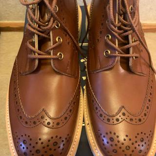 トリッカーズ(Trickers)のTRICKER'S × TMT ブーツ M2508 サイズ9 新品(ブーツ)