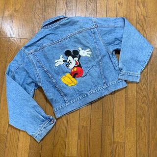 ディズニー(Disney)のDisney Store ミッキーマウス Gジャン(Gジャン/デニムジャケット)