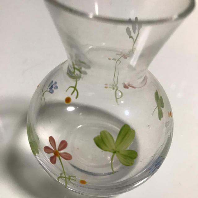 AfternoonTea(アフタヌーンティー)のアフタヌーンティー ミニフラワーベース ガラス 透明 ミニ花瓶 インテリア/住まい/日用品のインテリア小物(花瓶)の商品写真