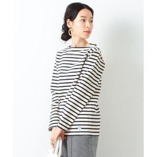 ビームス(BEAMS)のオーシバル バスクシャツ(Tシャツ(長袖/七分))