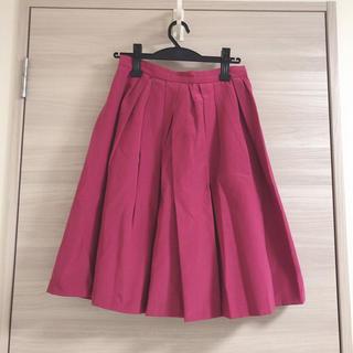 アプワイザーリッシェ(Apuweiser-riche)のスカート(ひざ丈スカート)
