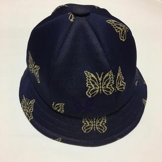 ニードルス(Needles)の20SS needles Bermuda Hat papillon  完売品(ハット)