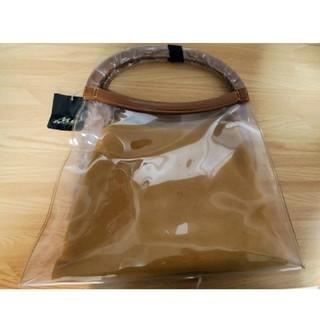 アイズ・プロジェクト(AIZU PROJECT)のmio バッグ キャメル(ハンドバッグ)