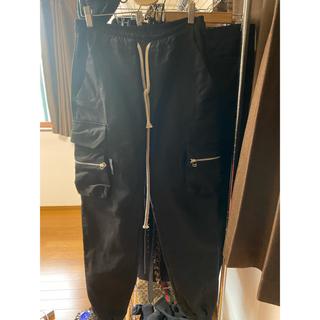 ラフシモンズ(RAF SIMONS)の【RAUCOHOUSE】 ZIPPER POCKET JOGGER PANTS(カジュアルパンツ)