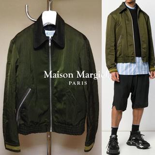Maison Martin Margiela - 新品■定価16.9万■46■19ss マルジェラ■シワ加工 ブルゾン■8560