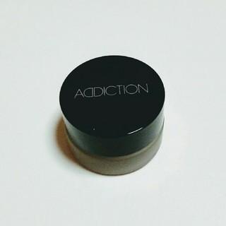 アディクション(ADDICTION)の未使用 アディクション ジェルアイライナー ブラック 黒(アイライナー)