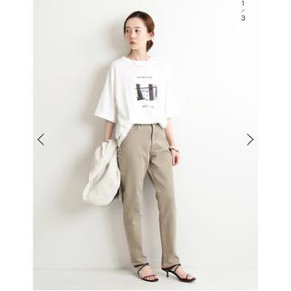 イエナ(IENA)のIENA Bonne Vie フォト Tシャツ(Tシャツ/カットソー(半袖/袖なし))