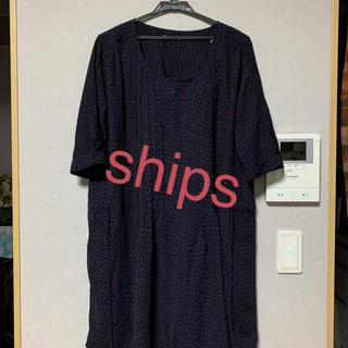 シップスフォーウィメン(SHIPS for women)の★ships  ワンピース★(ひざ丈ワンピース)