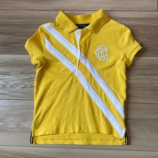 ポロラルフローレン(POLO RALPH LAUREN)のラルフローレン ポロシャツ 4T(Tシャツ/カットソー)