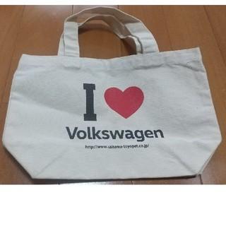 Volkswagen - Volkswagen🚗ワーゲン/オリジナル ミニトートバッグ(匿名配送)