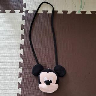 ディズニー(Disney)のミッキーマウス小物入れ(小銭入れ)(財布)