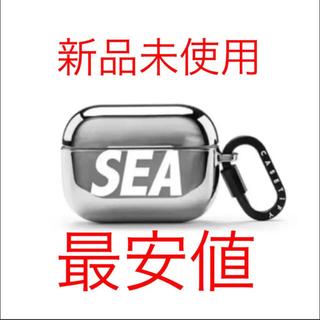 シュプリーム(Supreme)のwind and sea airpods proケース(iPhoneケース)