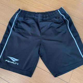 PENALTY - ペナルティ ハーフパンツ メンズ S 黒 ブラック プラクティスパンツ
