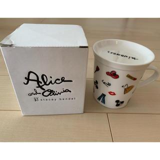 【Alice + Olivia/アリスアンドオリビア】非売品マグカップ
