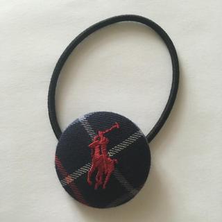 ラルフローレン(Ralph Lauren)のラルフローレン くるみボタン(ヘアアクセサリー)