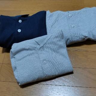 シマムラ(しまむら)のRAZOSA ポロシャツ 3枚セット(ポロシャツ)