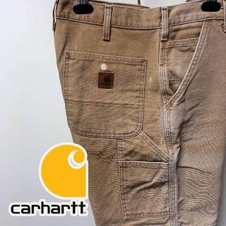 カーハート(carhartt)のCarhartt カーハート ダックペインターショーツ カーハートブラウン 32(ショートパンツ)
