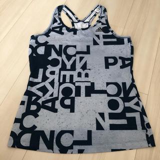アディダス(adidas)のadidasランニングシャツ(ランニング/ジョギング)