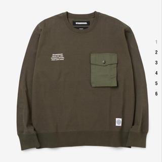 ネイバーフッド(NEIGHBORHOOD)のネイバーフッド BD C-CREW(Tシャツ/カットソー(七分/長袖))