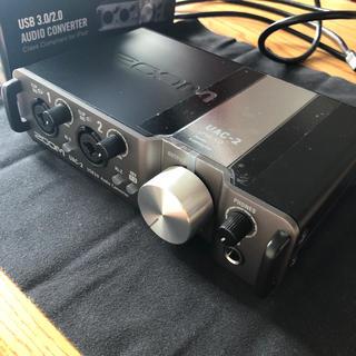 ズーム(Zoom)のZOOM UAC-2 美品(オーディオインターフェイス)