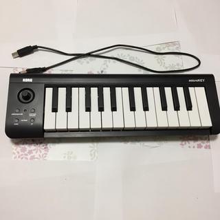 コルグ(KORG)のKORG コルグ microKEY-25 USB MIDI キーボード(MIDIコントローラー)