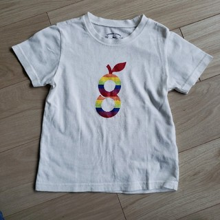 ユナイテッドアローズ(UNITED ARROWS)のグリーンレーベル 白Tシャツ115(Tシャツ/カットソー)